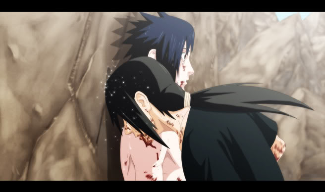 sasuke or itachi final battle -----sasuke-