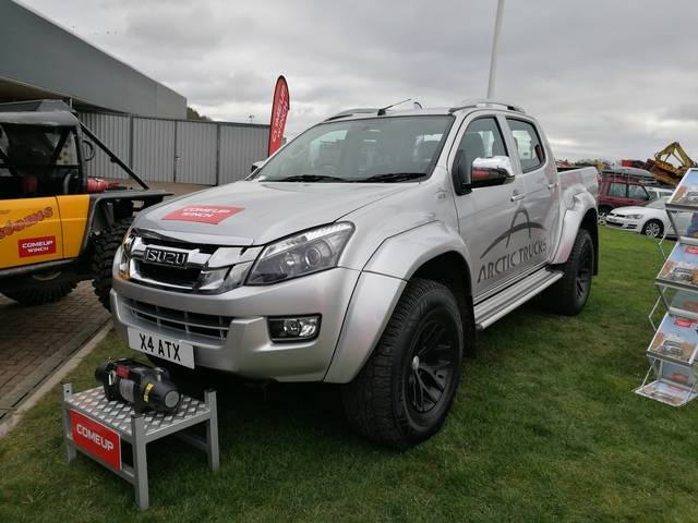 Donington Show 19th Feb 2017 Arctic%20trucks