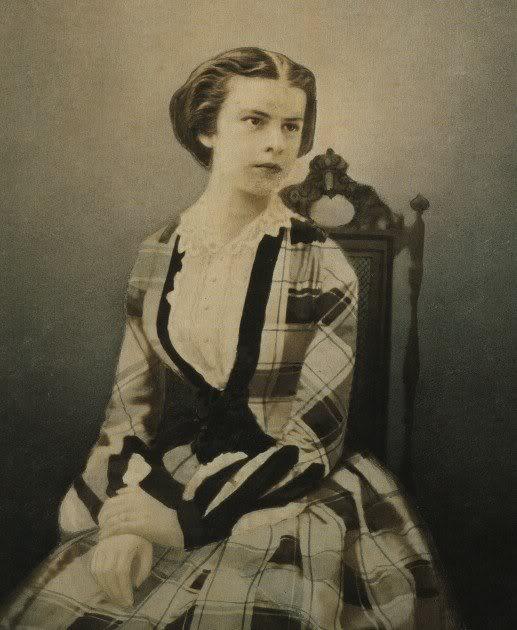 Retratos e imágenes de la emperatriz Elisabeth - Página 2 ThefirstpicofSissi