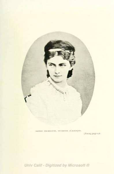 Hermanos y hermanas de la Emperatriz Elizabeth - Página 9 SophieCharlottepic