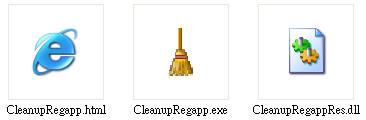 清除註冊程式(R) CleanupRegapp - 頁 2 J0317a
