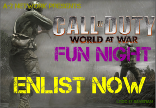 Call Of Duty - Competition! Codwawfuninght