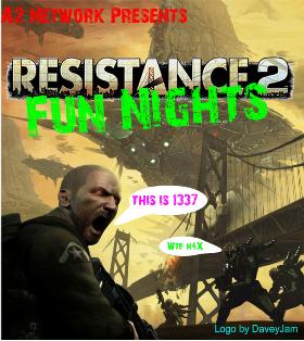 Resistance 2 Fun Nights! R2funnights-1