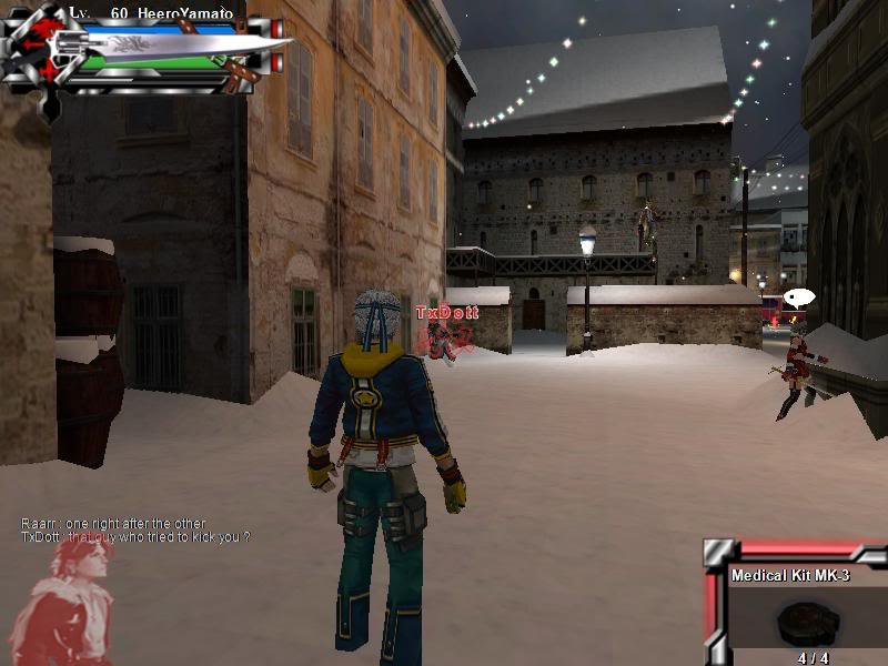 The Gunz Interface I use + My Crosshair Gunz883