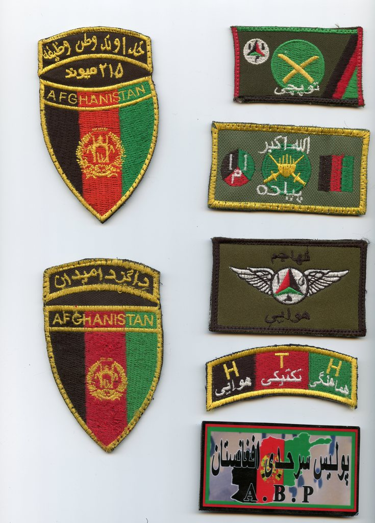 Need Help - ID On These Afghan Patches Img551_zpsaxd0t54a