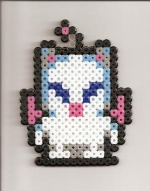 Kirby's Bead Sprite Corner! Moogle-1