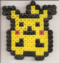 Kirby's Bead Sprite Corner! Scan0001