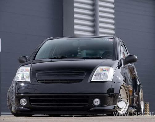 Black, Smoothed, Bagged c2 Modified_citroen_c2_vts_031-592x395