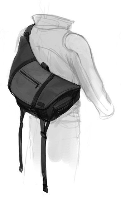 Sorin Backpack