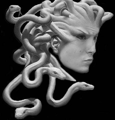 My Off Topic Art Tomwithsnakes