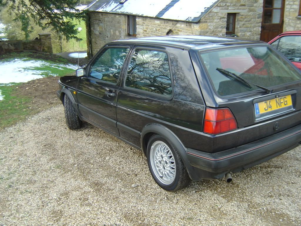 mk2 golf with a difference ? Picture022