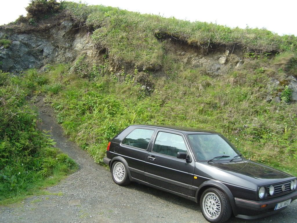 mk2 golf with a difference ? Picture094
