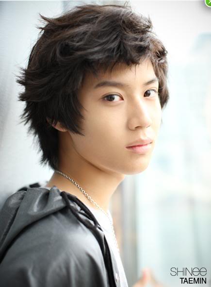 SHINee (샤이니) Taeminnewhair