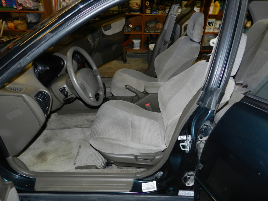 Clean 4Dr Acura Integra Gsr's for sale....Low mileage!!! VIRGINS!!! DSCN3216