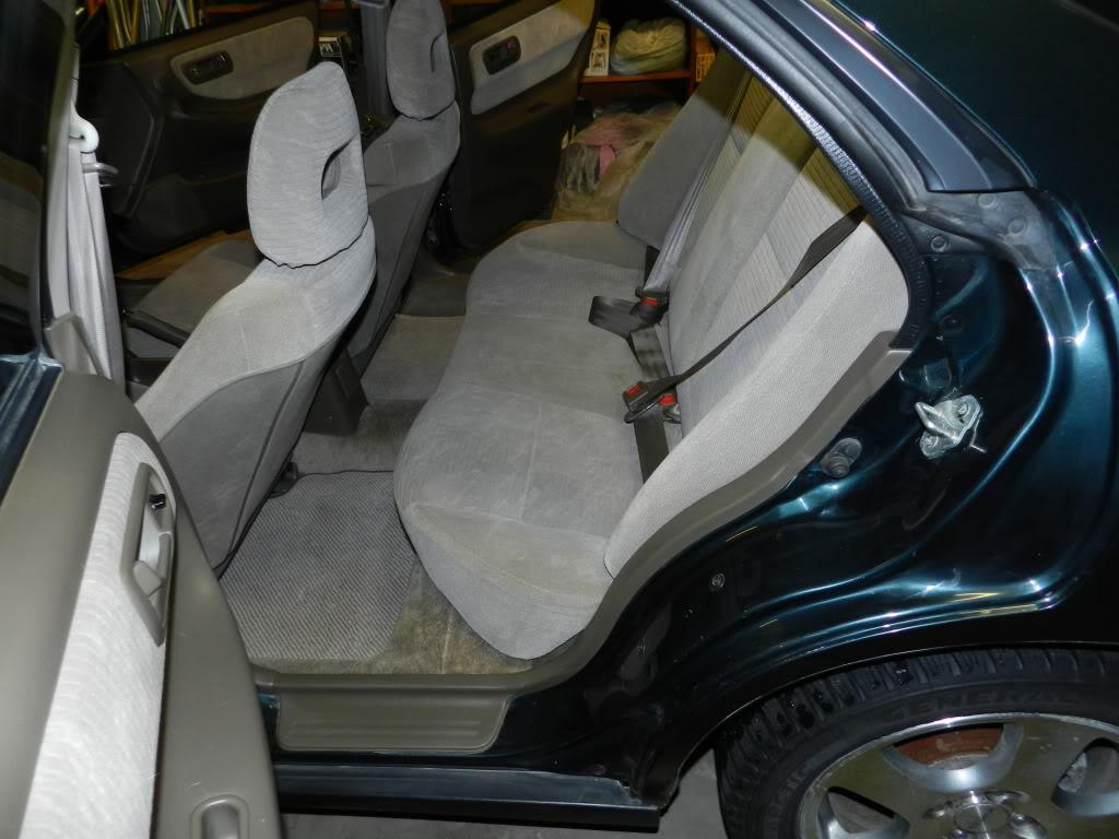 Clean 4Dr Acura Integra Gsr's for sale....Low mileage!!! VIRGINS!!! DSCN3217