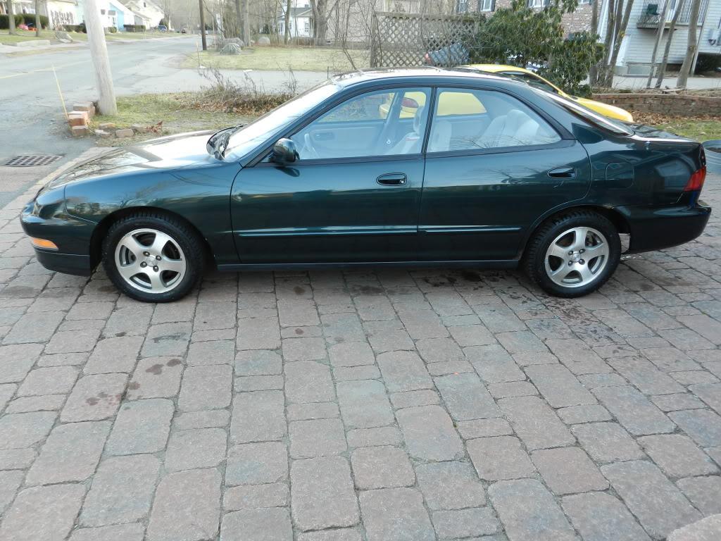 Clean 4Dr Acura Integra Gsr's for sale....Low mileage!!! VIRGINS!!! DSCN3234
