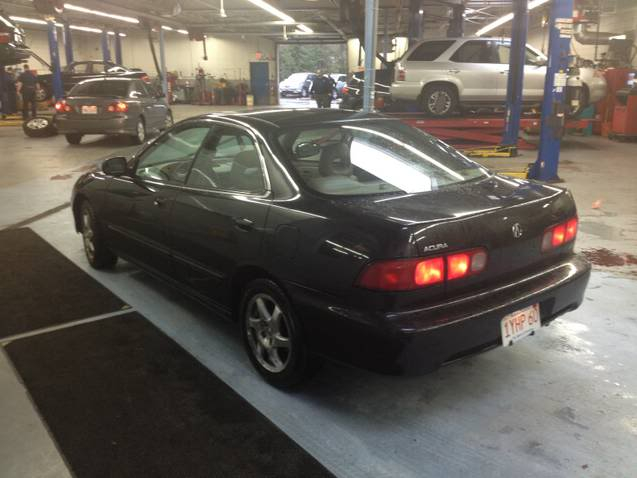 Clean 4Dr Acura Integra Gsr's for sale....Low mileage!!! VIRGINS!!! Tn32-1