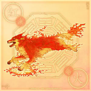 WOLVES CREED/LION'S CREED Wolf_of_Fire_by_yuumei