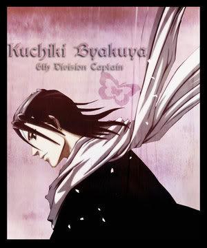 Statues - SapphireCrest Kuchiki_Byakuya