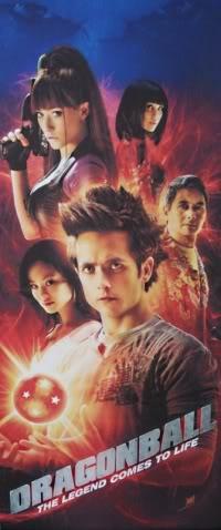 DBZ - Action Movie DragonballMovie