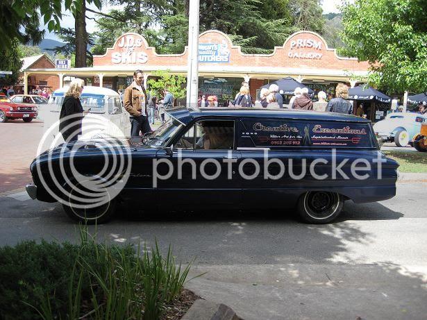 Vans at Bright Rod Run IMG_1205