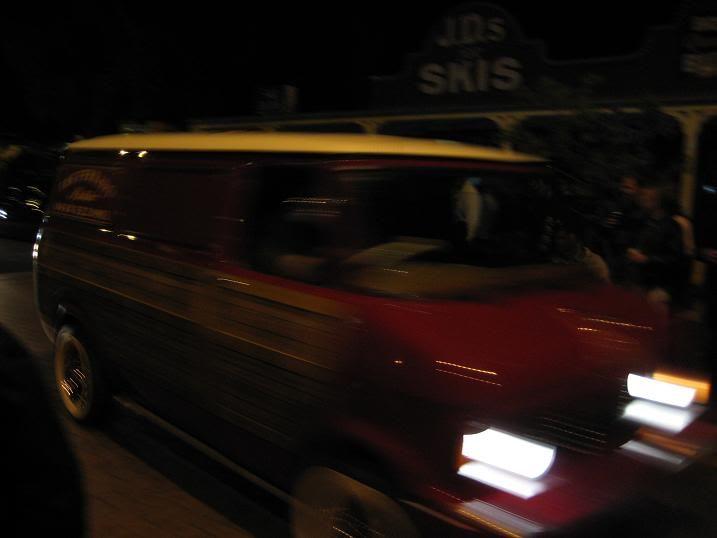 Vans at Bright Rod Run IMG_1322