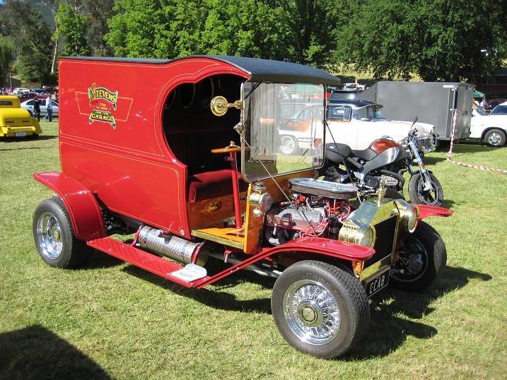Vans at Bright Rod Run IMG_1332