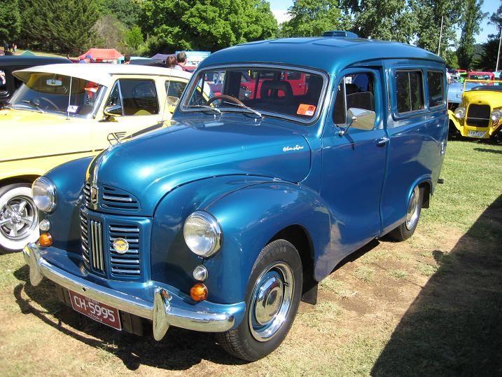 Vans at Bright Rod Run IMG_1350
