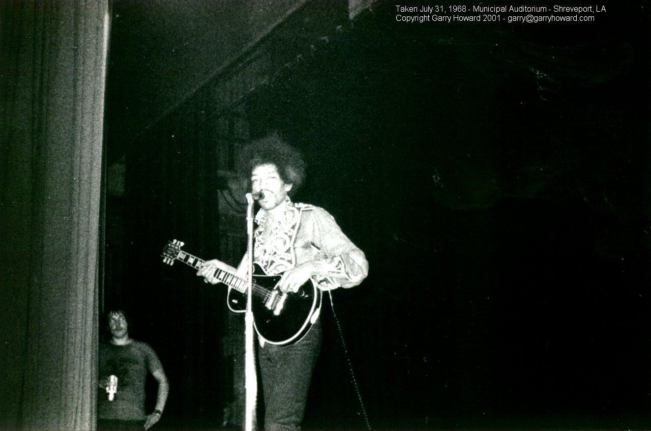 Shreveport (Municipal Auditorium) : 31 juillet 1968 1d1d051cf472cab5e506a0d8ea3f6f71