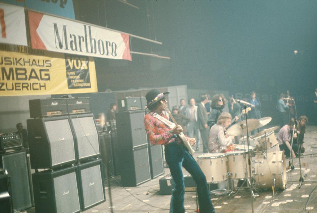 Zurich (Hallenstadion): 31 mai 1968  D0b37b5ee8988905ba51572e30db0d26