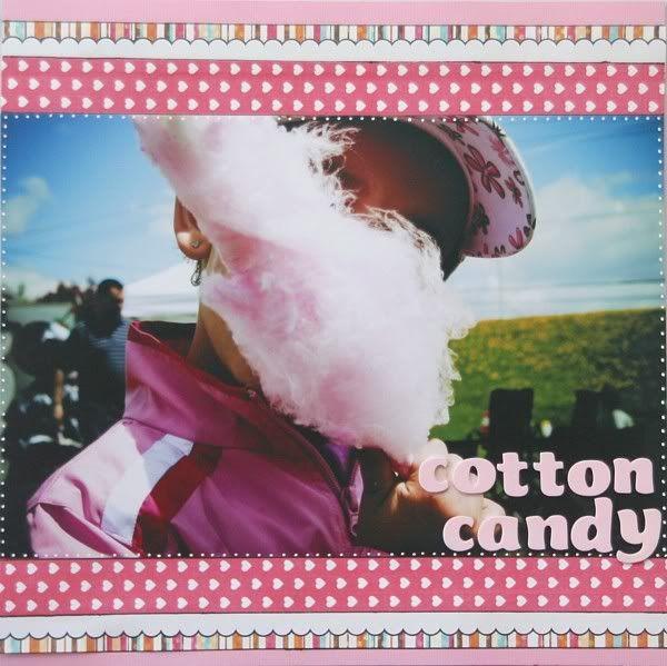 14janvier***Dans ton monde et cotton candy*** CottonCandy