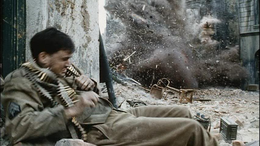 """ALAMO"" Escenario LnL Band of Heroes SAVING_PRIVATE_RYAN-130"