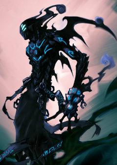 Dos Bandos Darksiders__The_Watcher_by_azraeltodd-1
