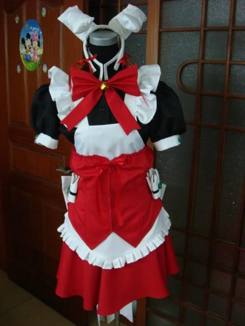 [WTS] Ayasaki Hayate Costumes =3 DSC01828