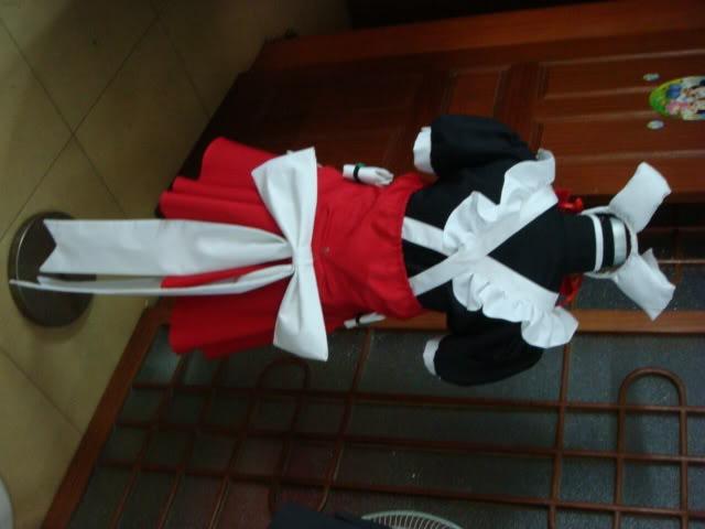 [WTS] Ayasaki Hayate Costumes =3 DSC01830