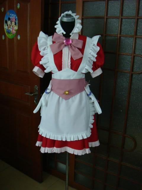 [WTS] Ayasaki Hayate Costumes =3 DSC01868