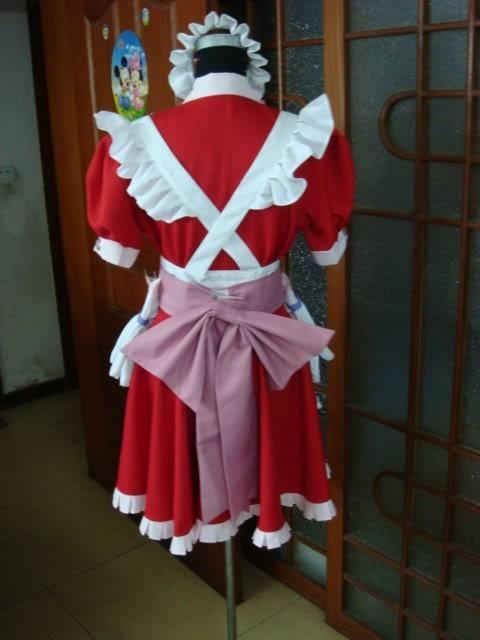 [WTS] Ayasaki Hayate Costumes =3 DSC01871