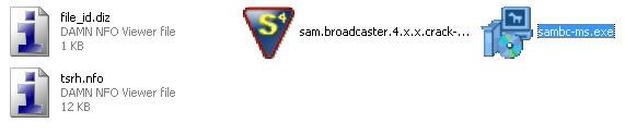 Configuracion del SAM Snap1