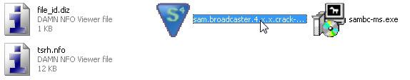Configuracion del SAM Snap20