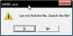 Configuracion del SAM Snap22