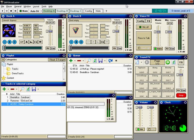 Configuracion del SAM Snap37