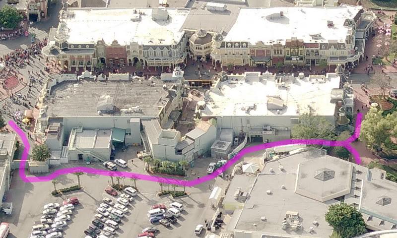 [Magic Kingdom] Main Street USA: nouvelle allée parallèle et refonte de Central Plaza (2015) MK-BkStgePath_Noodle_2