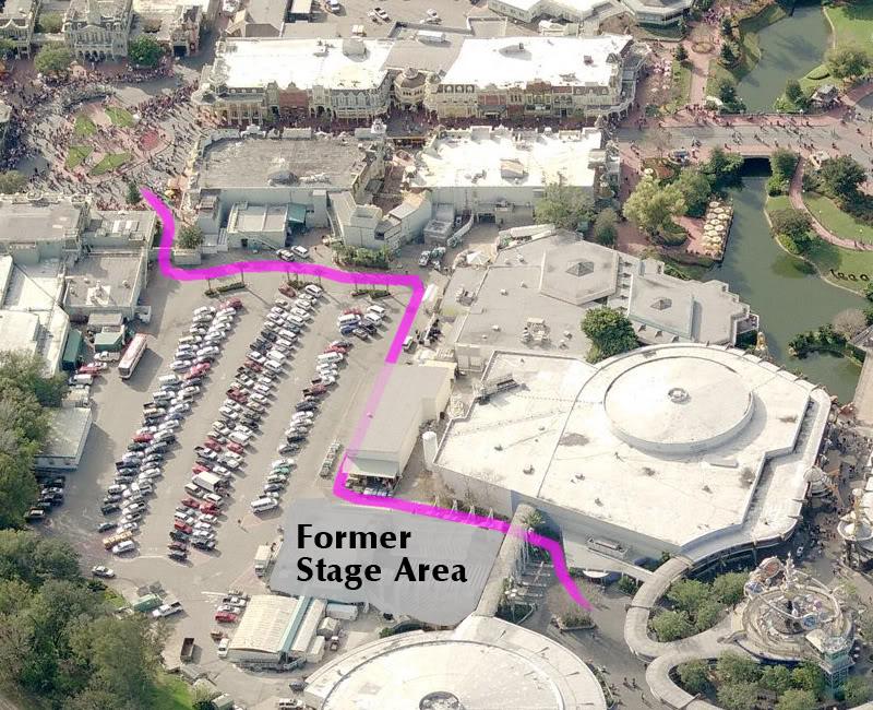 [Magic Kingdom] Main Street USA: nouvelle allée parallèle et refonte de Central Plaza (2015) MK_BkStgPath_TomLnd
