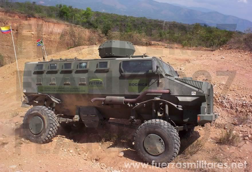 Fuerzas Armadas de Colombia Gilaejc