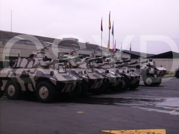 Fuerzas Armadas de Colombia Pacesyde