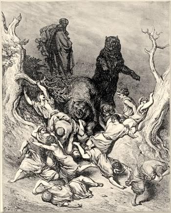 La Cause des causes - La connaissance du mal - démasquer le Malin et son clergé 2Kings-shebears