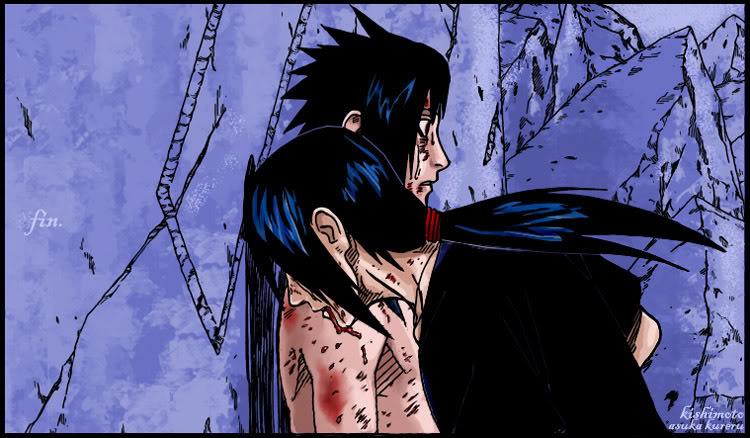 Naruto Shippuuden MANGA pictures Itasasu_fin