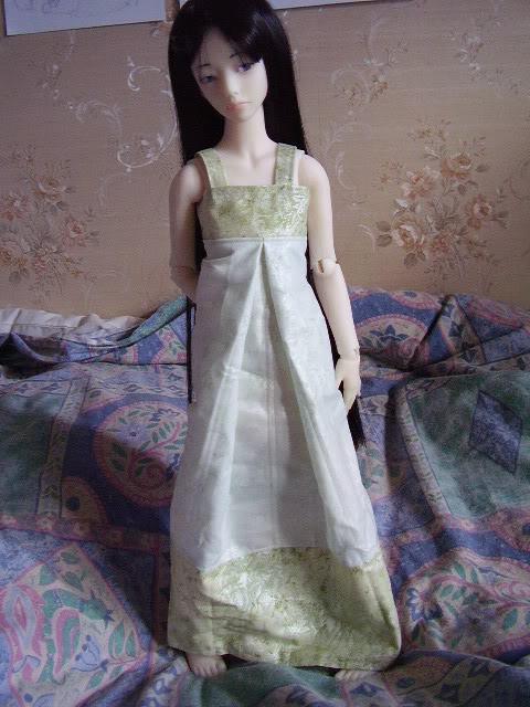 Patron pour petite robe d'été toutes tailles P3280173