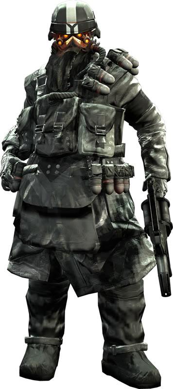 L'Hégémonie [Faction] Grenadier