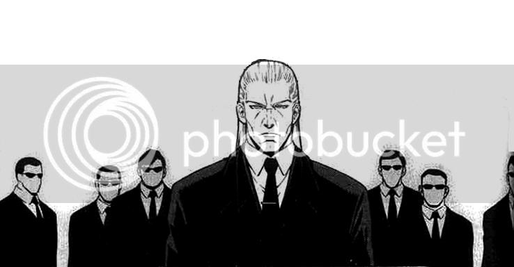[CB] Executive orders II (Kuro,Zamoreus) Bodyguards